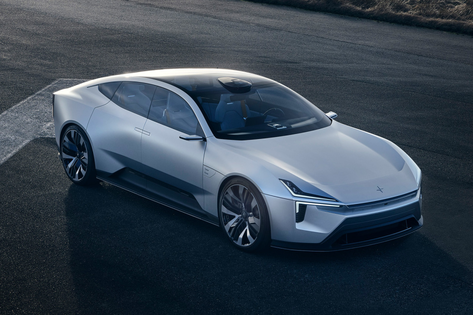 Polestar will put its eco-friendly Precept car into production