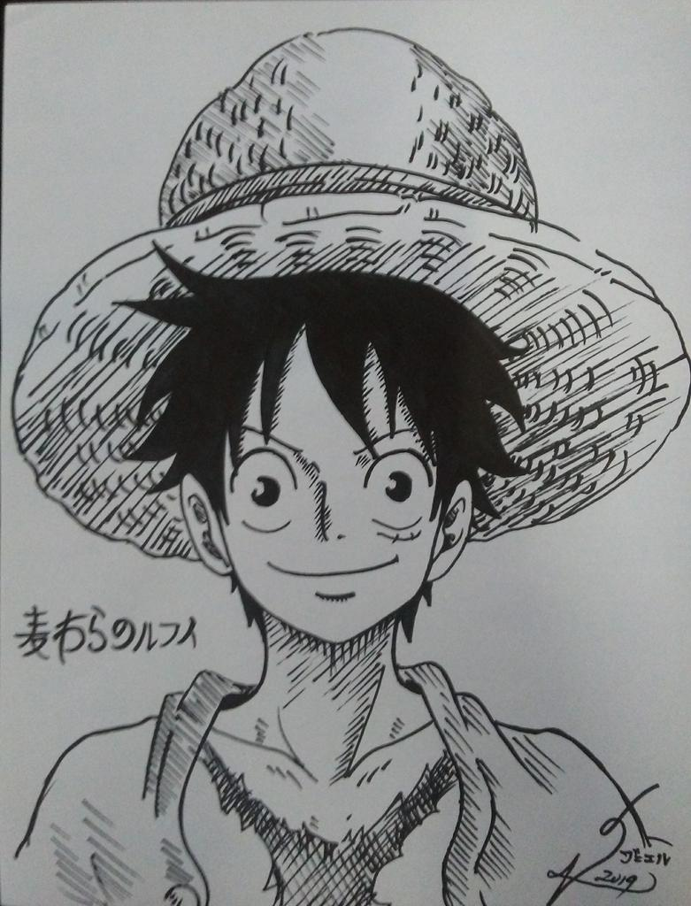 Fast Draw with a black market #MonkeyDLuffy! @Onepiece_Frases  #OnePiece #EichiroOda #fanart #drawing #mugiwara #LUFFY #drawingonepiece #drawingmanga #sketchbook #sombrerodepaja #ilustration #MARK #2020 #sunny https://t.co/1uzCh5KcjA