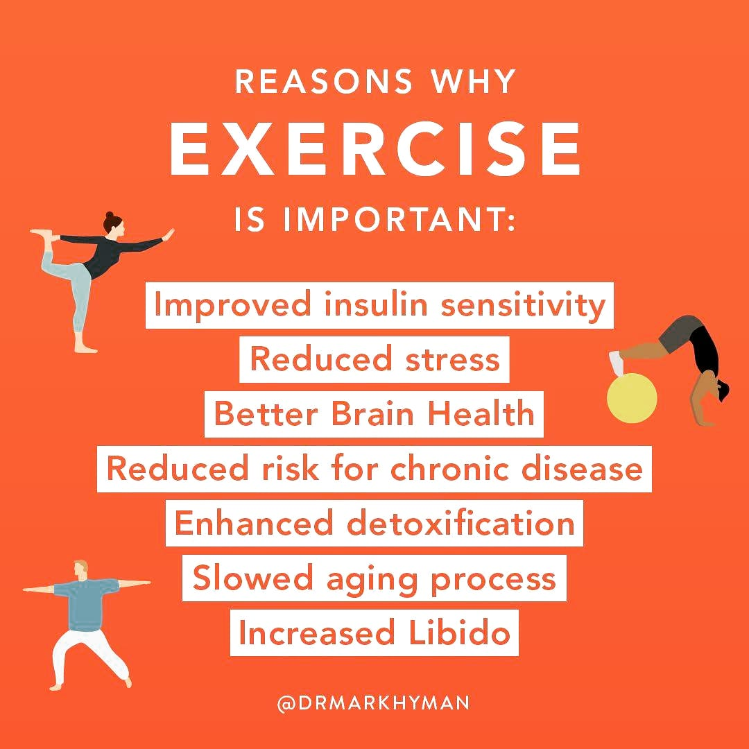 Exercise is medicine! It fights and prevents diseases & has many benefits. Are you having a hard time making exercise a habit? It's your time to succeed! Visit https://t.co/eMKmlBBsX5.   #diseaseprevention #healthyhabits #weightloss #cancer #orthopedics #physicaltherapy #exercise https://t.co/SU1MKqYWcw