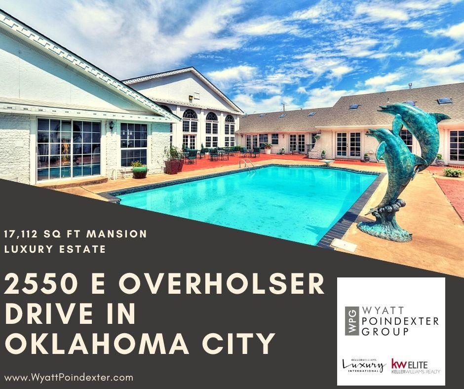 17,112 Sq Ft OKC MANSION - Luxury Estate - 2550 E Overholser Drive in Oklahoma City - 7 Bed 11.2 Bathrooms - 5 Car Garage - Pool - Waterfront - Lake Overholser - https://t.co/NjRUILwxRJ - Wyatt Poindexter - #okc #oklahoma #mansion #luxuryhome #lake #pool #views #wyattpoindexter https://t.co/wa9IahXHtU