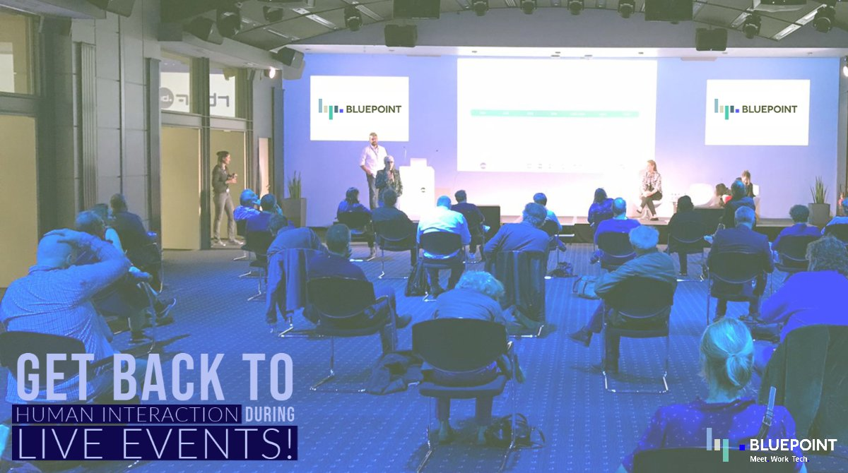Webinars & E-events are great to keep communicating with each other nowadays, but the global opinion shows that we still miss the human connection we can experience during events!  What do you think? #liveevents #virtualevents #events #interaction #facetoface #mice https://t.co/hULkFGnYBl