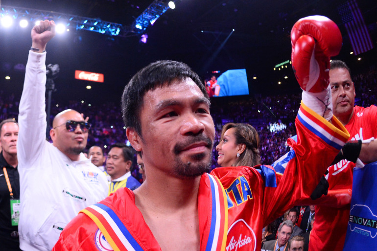 Pacquiao confirms boxing match with MMA star McGregor next year https://t.co/ficwdpnkcl https://t.co/XaTE5MSme6