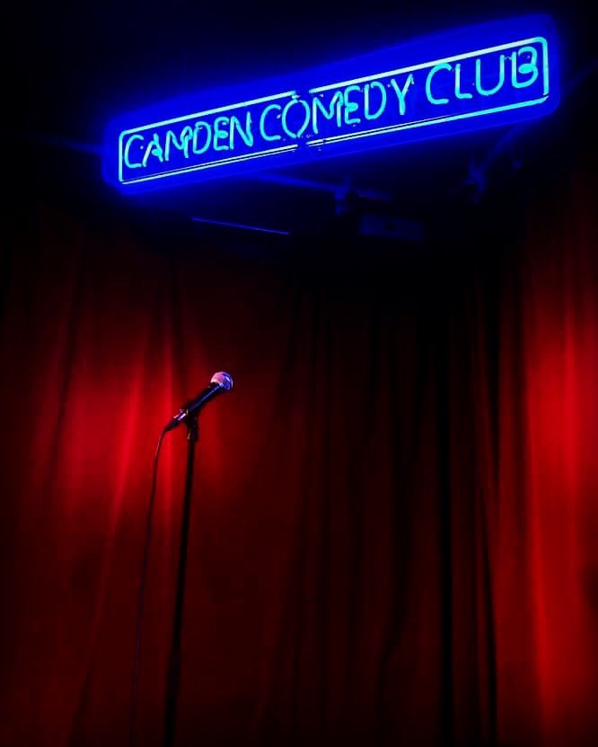 Well that was a lovely 20'. Now what to do about the other 23hrs40' in the day... w/ @JonLongStandUp @ivordembina @jokesfrommars @CamdenComedy #camden https://t.co/OobdYdewuf