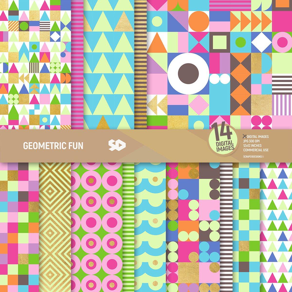 Geometric fun digital paper.  https://t.co/nvCindPnxQ  #scrapbook #scrapbooking #crafts #digitalpaper #etsy #illustration #supplies #partygifting #diy #junkjornal #cardmaking #art #graphicdesign #paperart #papercrafting #artsupplies #digital #paper #paperart #printable #planner https://t.co/OuCqI7f5im