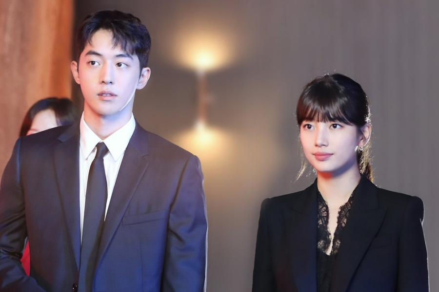 "#Suzy And #NamJooHyuk's Upcoming Drama ""#StartUp"" Unveils Glimpse Of Its Stars Behind The Scenes https://t.co/sYiAJgBYXF https://t.co/Q1yA7ZGmZ0"