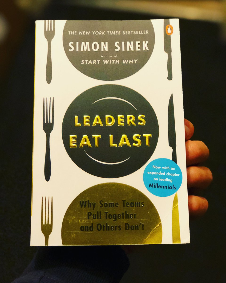"""""""Every single employee is someone's son or someone's daughter. Like a parent, a leader of an organisation is responsible for their precious lives."""" @simonsinek   #leadership https://t.co/rej3558Wlb"""