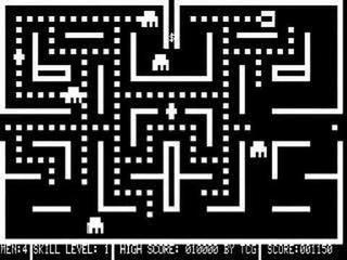 Scarfman TRS-80 #tandy #radioshack #trs80 #retrocomputers https://t.co/NJSo8Fgi2W