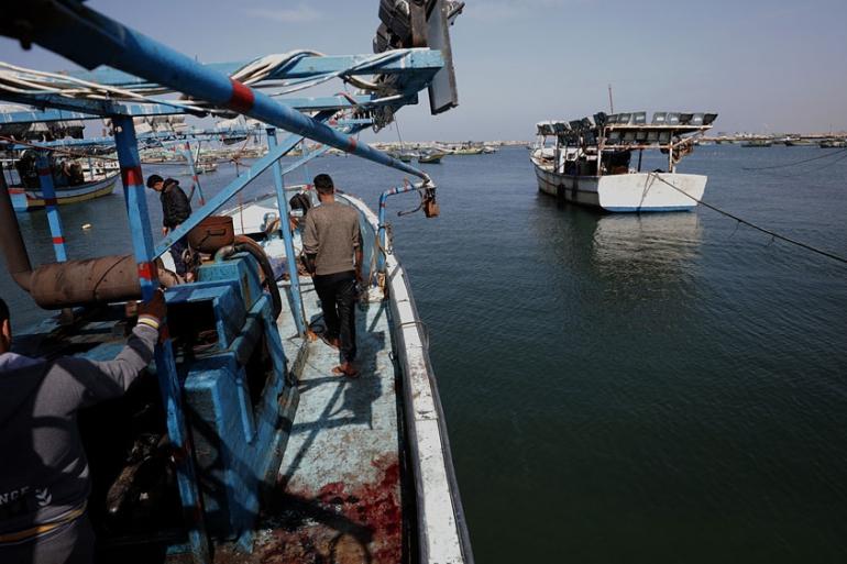 Egypt returns bodies of two Gaza fishermen shot by its navy https://t.co/EqmtP304lp https://t.co/yqdfcrIVzT
