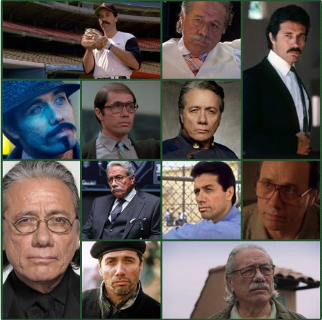 #SS Super Saturday - Incredible talent, astounding versatility, believability, excellent in so many roles, and fabulous human: @edwardjolmos #EdwardJamesOlmos #MiamiVice #BladeRunner #StandAndDeliver #TalentForTheGame #AmericanMe #BattlestarGalactica #Americano #Mayans https://t.co/a9qsDuwdI3