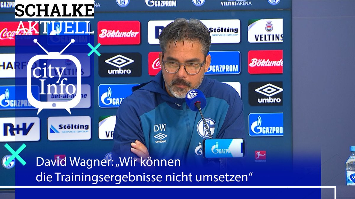 #S04SVW Sind das die letzten Worte von David #Wagner als Trainer des @s04_de? #Kabak   Beitrag unter: https://t.co/28ZXp8j06C https://t.co/2BD6NMo5HY