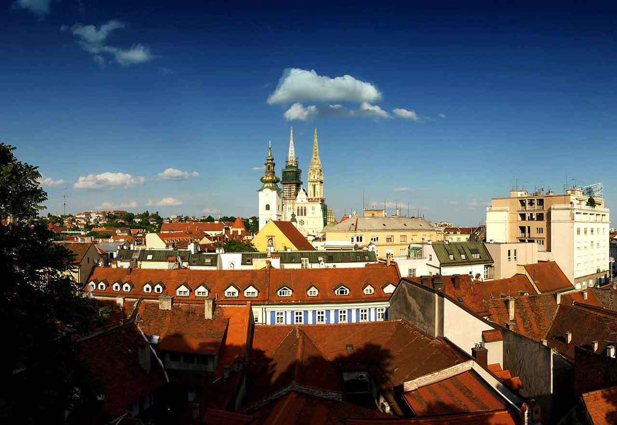 Zagreb, capital de Croacia, elegida por Lonely Planet c https://t.co/Seg4C36Zdw #croacia #hotelesenzagreb #zagreb https://t.co/zicqIuWLy3