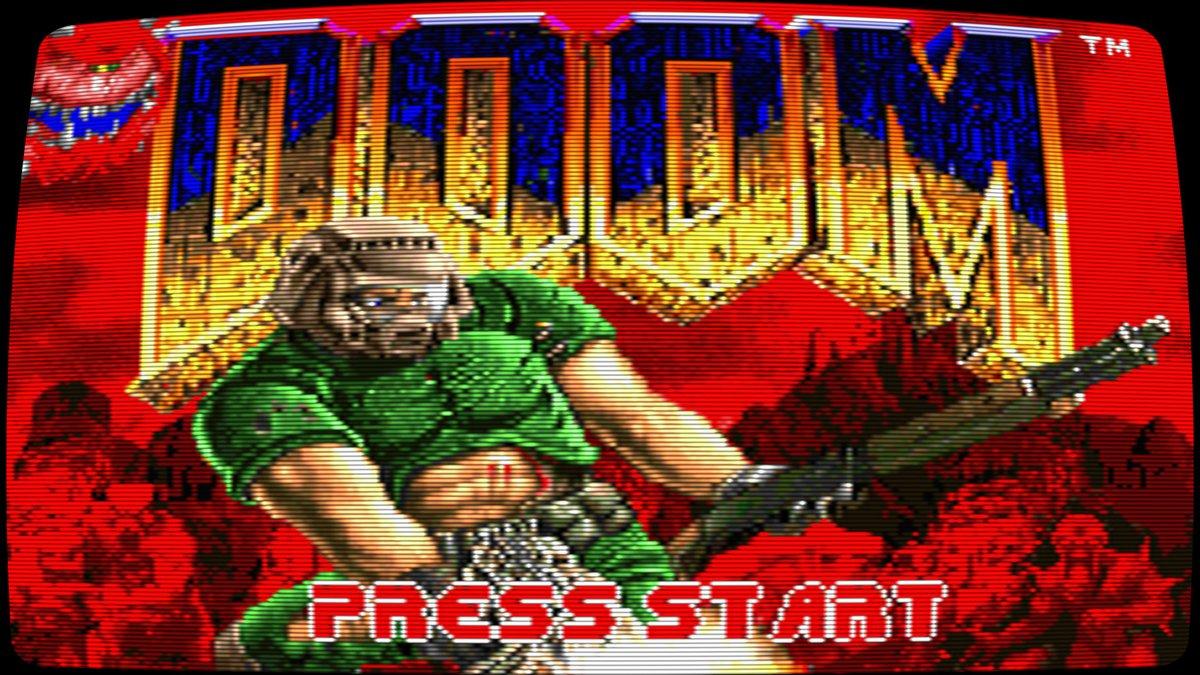 💀 DOOM  / GameBoy Advance 📅 ID Software 2001 🕹️ 1 Player  #ID #DOOMEternal #Bethesda #GBA  #pixelart  #Retrogamer #gamer #games #videogames #videojuegos #juegos #90s #retro   #ゲーム  #arcade1up  #retro  #gaming #gamers  #gamedev #80s #RETROGAMING https://t.co/aY9CwdaMih