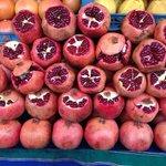 ザクロの旬がやってきた!宝石のような果実は人々に愛されてきた食べ物!