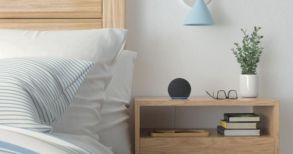 Amazon's new Echo speaker puts Alexa in an orb