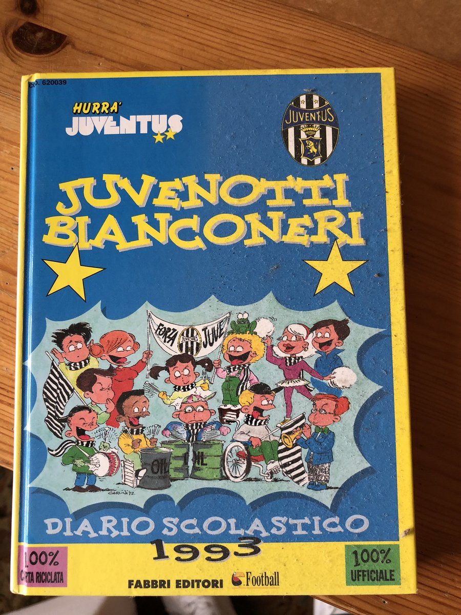 Enjoying looking through old football annuals #juve #baggio #90sfootball https://t.co/LjRAZSDP9P