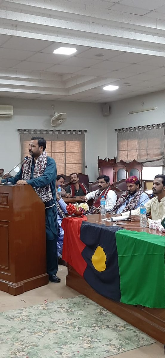 Today 26-9-2020 Introductory Meeting of New Elected PYO District, Taluka's, Cities Office Bearers held at District Council Hall Jamshoro. District Cabinat, Taluka President's, G. Secretaries, Info Secretaries, City President's, G. Secretaries, Info Secretaries Join the Meeting. https://t.co/VT5D2P1coy