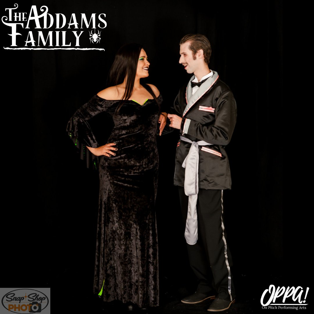 Grab one of the LAST tickets for tonight's show! Or get tickets for our cast chat performance on Monday. Two casts, going fast!  https://t.co/AJmjI7EKLS  #OPPA #TheatreMatters #AddamsFamily #2020EnvisionYourStory  #GetInvolved #CommunityMatters https://t.co/gdRb1QHq9E