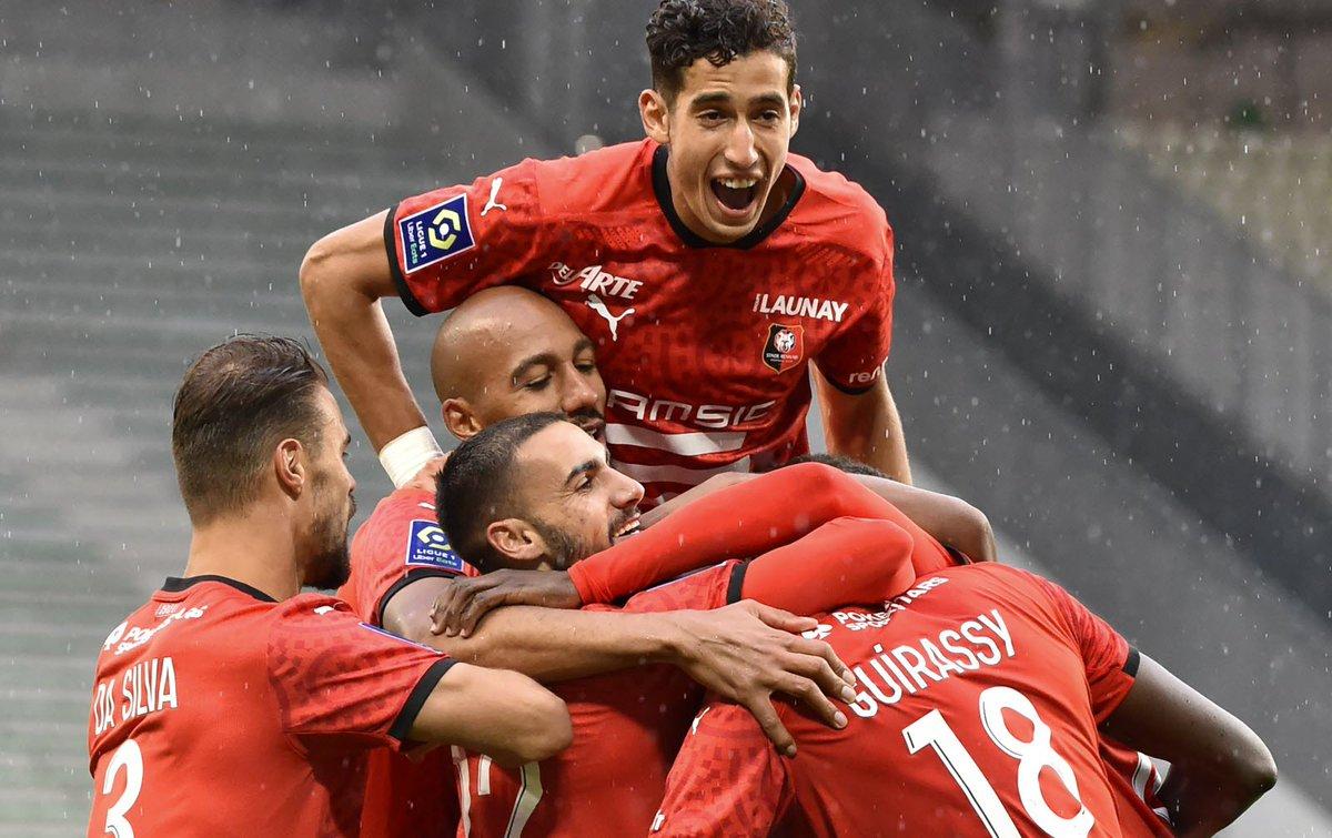 """""""Rennes impressionne, Marseille n'avance plus"""" Les Bretons continuent sur leur lancée alors que l'OM livre encore une prestation assez inquiétante... https://t.co/vQ9gpO2tMM https://t.co/r41JBM2ULq"""