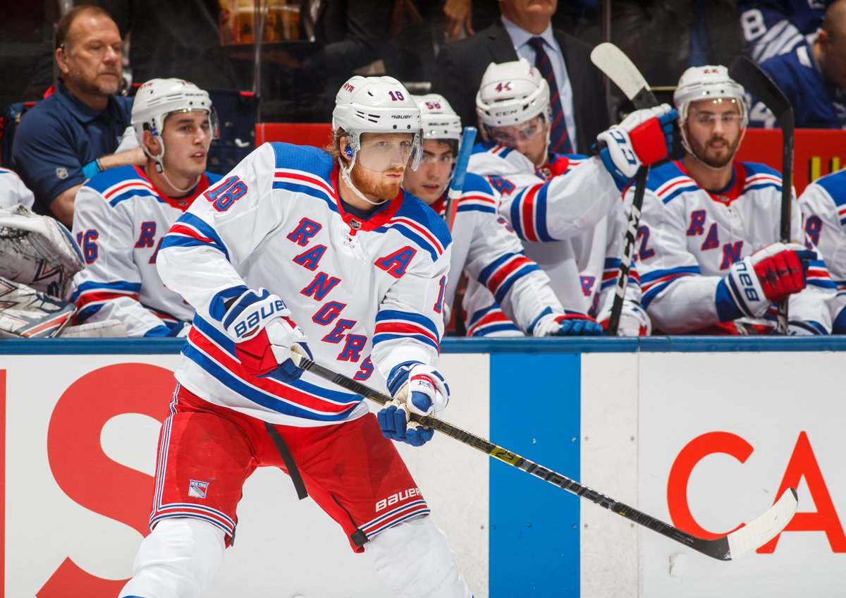 UPDATE: The #RedWings have acquired defenseman Marc Staal and a second-round pick in the 2021 NHL Draft from the New York Rangers in exchange for future considerations. https://t.co/EO9cWDACOE