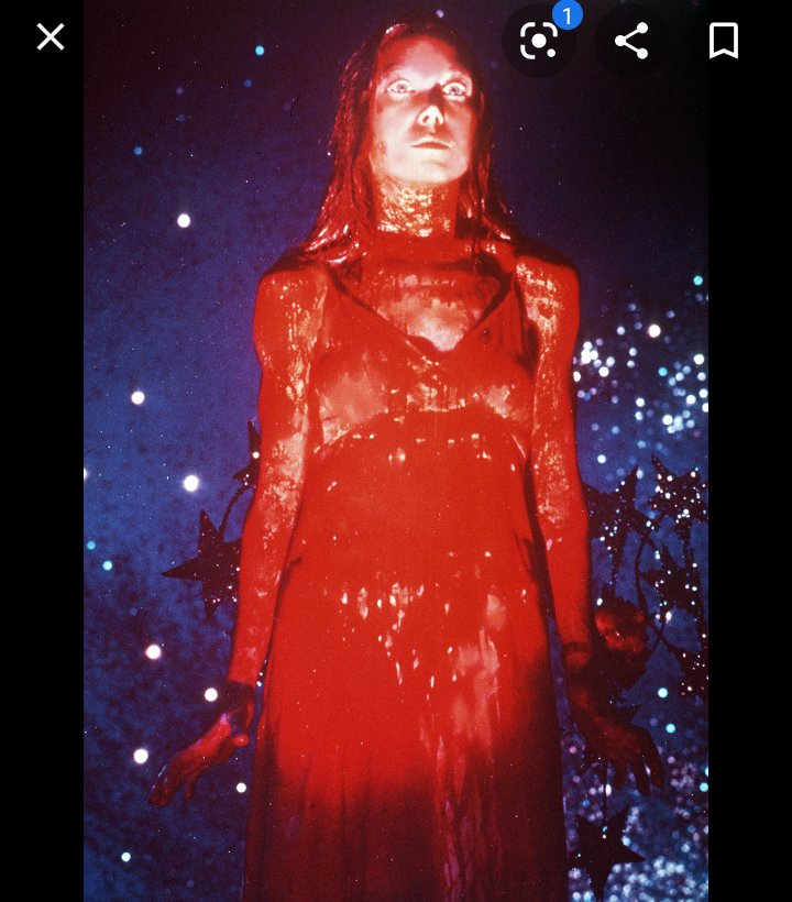 Just reenacted this scene from #Carrie with Sissy Spacek in the shower. Oops. Doubting the red hair dye I chose. https://t.co/UgZYVXWgxl