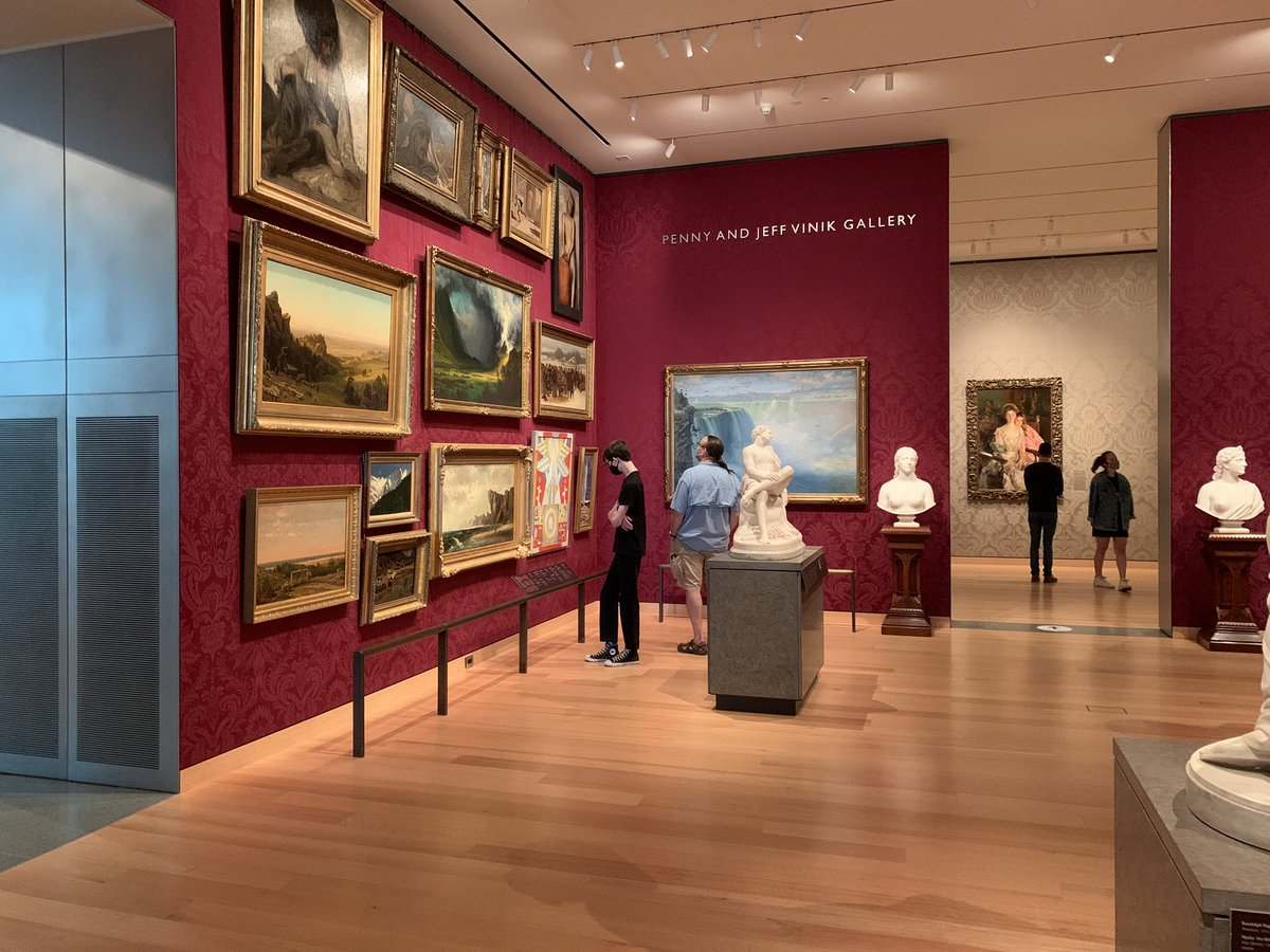 The @mfaboston is open again! So good to be there again! https://t.co/SJl6TJ99oM