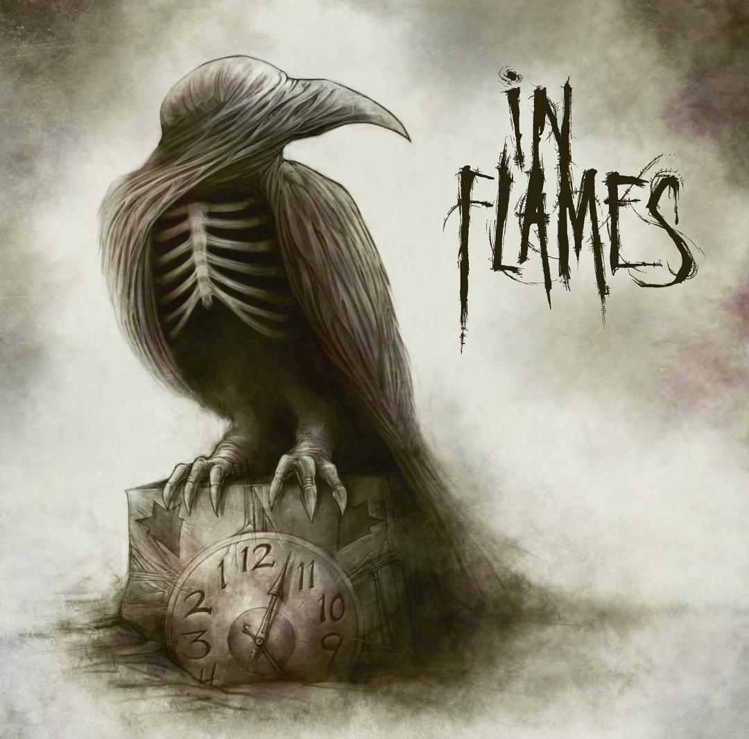 """#InFlames """"Sound of a Playground Fading""""(2011)を聴いてます。10thアルバム。サウンドはメロデスからオルタナメタルへ😈ヴォーカルはデスからクリーンまで幅広く、メタルコアバンドにも影響を与えていきました🎵 Deliver Us https://t.co/RAFBrl36mz  #AlternativeMetal https://t.co/BVbn3fo5ls"""