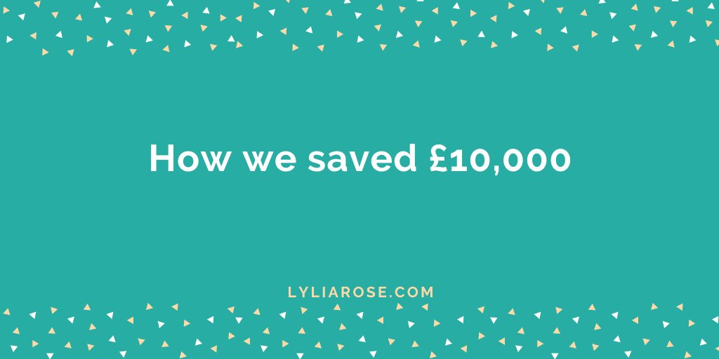 How we saved a £10,000 emergency fund in less than 3 years   https://t.co/qGbvgBf2Nm  #savings #savingsgoals #emergencyfund personalfinance #money #moneyblogger https://t.co/5tpik9lUgo