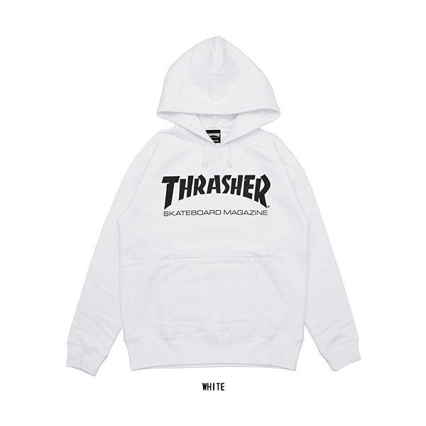 THRASHER LOGO HOODIE 肌寒い〰️😭 パーカーもそろそろ欲しい。。 特にホワイトは女子におすすめです~✨  https://t.co/n2hg0N91TM  #THRASHER #スラッシャー #パーカー #スケーターファッション #静岡 #富士市 https://t.co/WOXWRkQVJ6