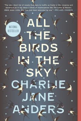 "3. ""All the Birds in the Sky"" by Charlie Jane Anders@charliejane humorous and, at times, heart-breaking exploration of growing up extraordinary in world filled with cruelty, scientific ingenuity, and magic.#100BrilliantAuthors #BookChat #Fiction https://t.co/UcrkVJEBOD https://t.co/11n66vnQKG"