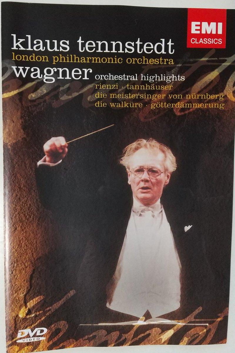やっと、いつものペースになったかな。 今朝はこれを聴きながら #チキンカレー を作ります😁  #Wagner  #KlausTennstedt #LondonPhilharmonicOrchestra https://t.co/985HEgKibC
