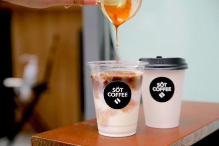 大阪市にこだわり珈琲と多様なアーティストに出会える「SÖT COFFEE ROASTER」オープン! / CQI世界一位のここでしか飲めない珈琲を提供  @PRTIMES_JP