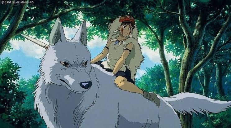各種大得可以讓人像動畫中一樣騎上去的狗狗 Ei4bVJdUcAADgVg