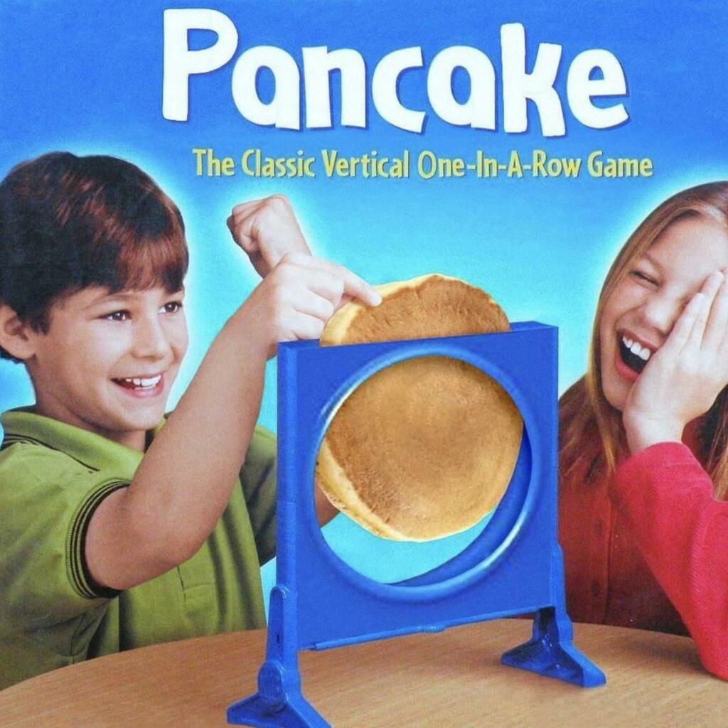 Happy National Pancake Day! 🥞 via /r/funny https://t.co/n7aDCuEU96 #funny #lol #haha #humor #lmao #lmfao #hilarious #laugh #laughing #fun #wacky #crazy #silly #witty #joke #jokes #joking #epic #funnypictures https://t.co/gkVMX3FVgg