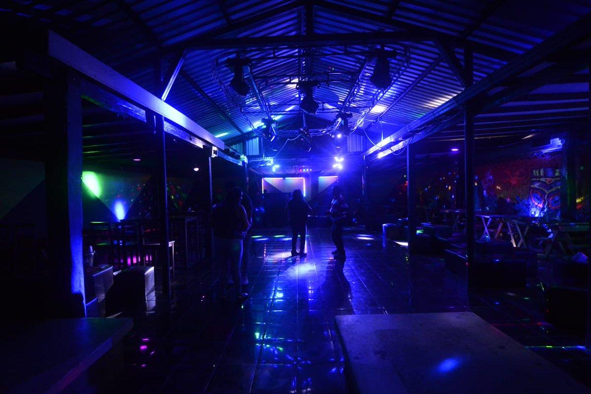 Paseo el Carmen - Night life