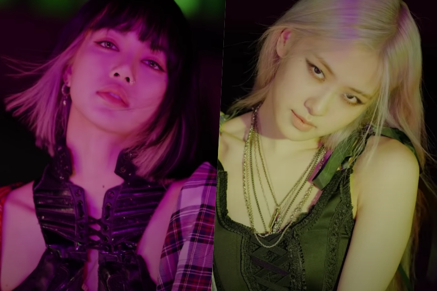 "WATCH: #BLACKPINK's #Lisa And #Rosé Star In ""THE ALBUM"" Concept Teaser Videos https://t.co/rgyJUQxwZ7 https://t.co/F16pBtkPhq"