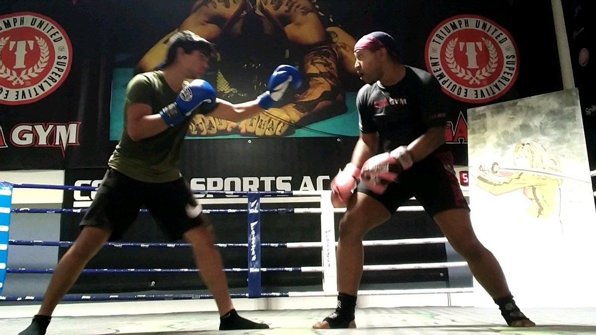 #sparring #UFC253 #MMA #boxing #kickboxing #MuayThai #csavstheworld https://t.co/BXNcXNrUTE