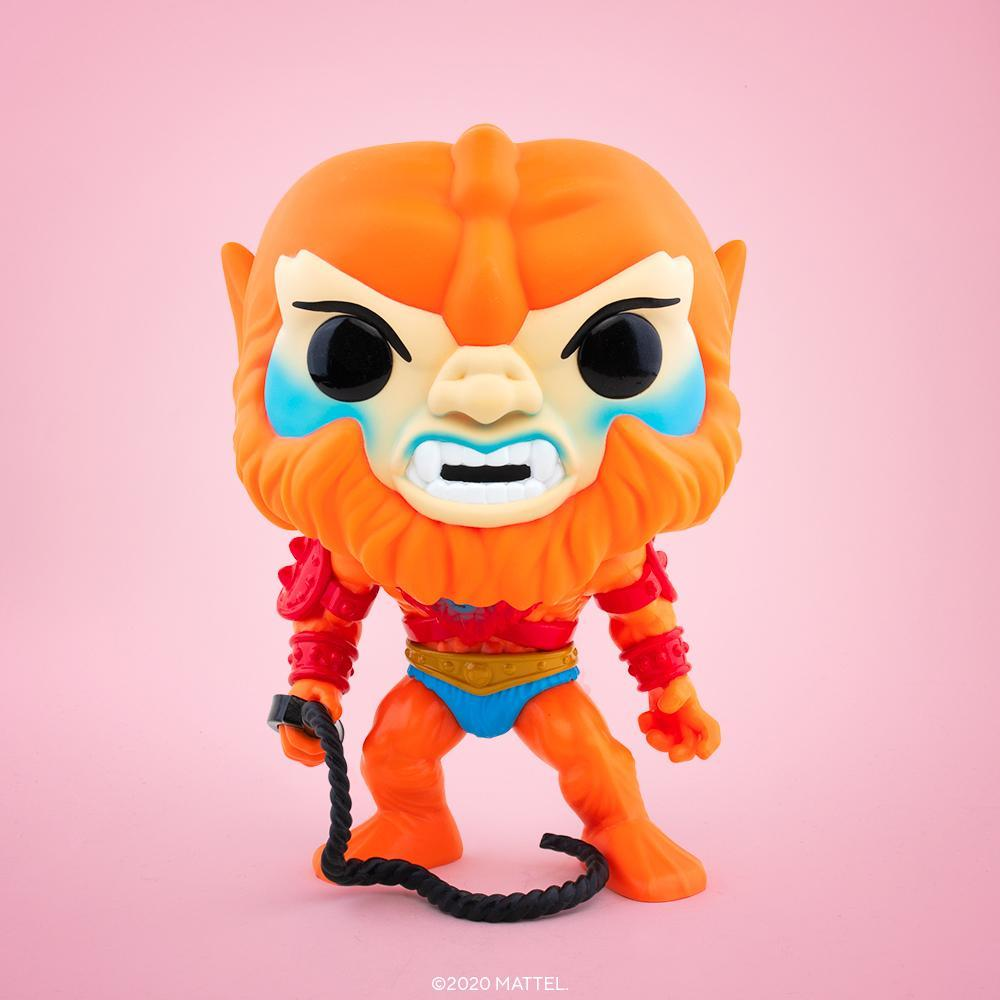 """Here's a closer look at our NYCC Exclusive Master's of the Universe - Beast Man 10"""" Pop! Which NYCC exclusive is your favorite? @MastersOfficial  #FunkoVirtualCon #FunkoNYCC #NYCC https://t.co/jf8GpwiCGg"""