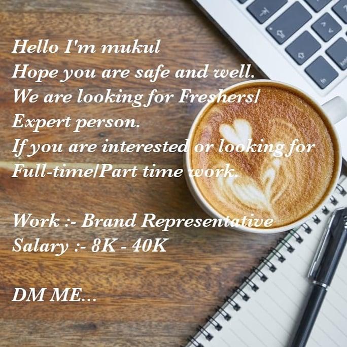 #job #work #jobs #jobsearch #love #business #career #o #hiring #instagood #recruitment #life #like #instagram #loker #employment #working #follow #motivation #photography #marketing #jobfair #photooftheday #lowongankerja #covid #jobseeker #ilovemyjob #happy #office #bhfyp https://t.co/gQIZp68Gkw