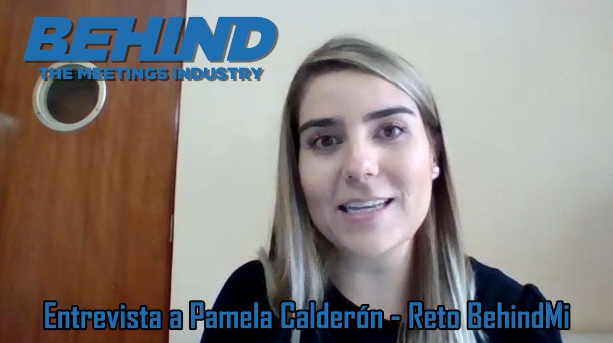 #Entrevistas   No te pierdas este miércoles a las 12 hrs la entrevista del #RetoBehindMi🎙️ con Pamela Calderón de #Hoteles @PalaceResorts🏨, un gran talento joven de la #NuevaGeneración de #Eventos.   🚨 Encuéntralo aquí: 👇🏻 https://t.co/T3Afy9m94V  #Hotels #Travel @asetur_mx https://t.co/SqMb3QglN4