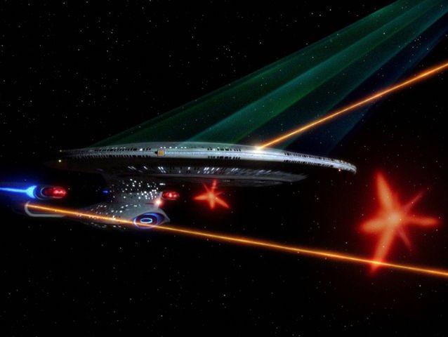 @scarlet_trekkie In no particular order... -Star Trek: The Next Generation USS Enterprise-D -Babylon 5 Omega-Class Destroyer -Space: Above and Beyond USS Saratoga -Stargate SG-1 USAF Prometheus