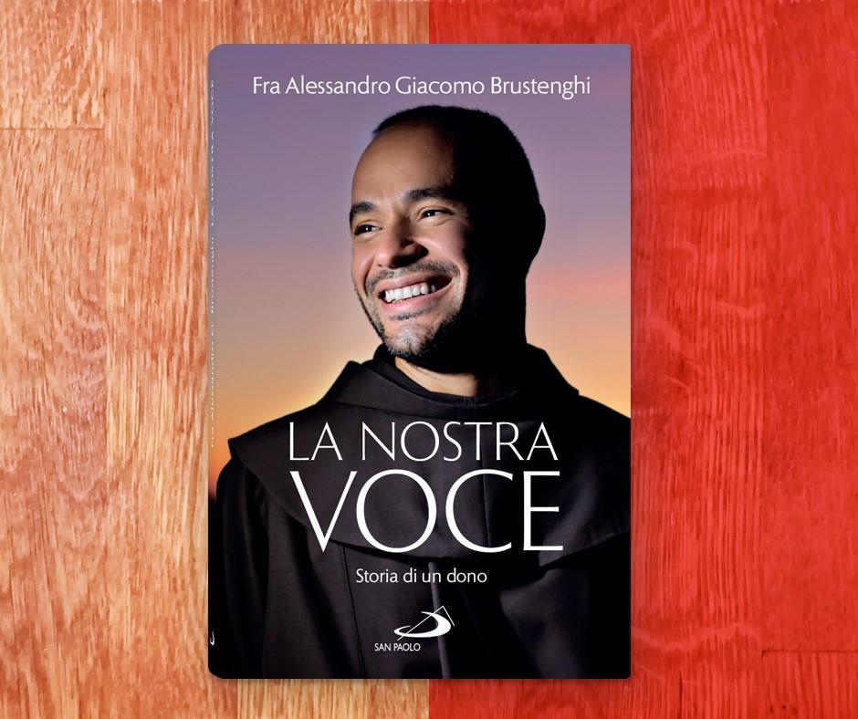 """📖 Il tenore Fra #AlessandroBrustenghi, nell'autobiografia """"La nostra voce"""", si racconta per la prima volta a cuore aperto, svelando anche un talento di scrittore, oltre a quello di cantante.  In libreria e qui 👉https://t.co/5FPd1X16o7   #musica #buonadomenica #buonalettura https://t.co/jgQsty1m7j"""