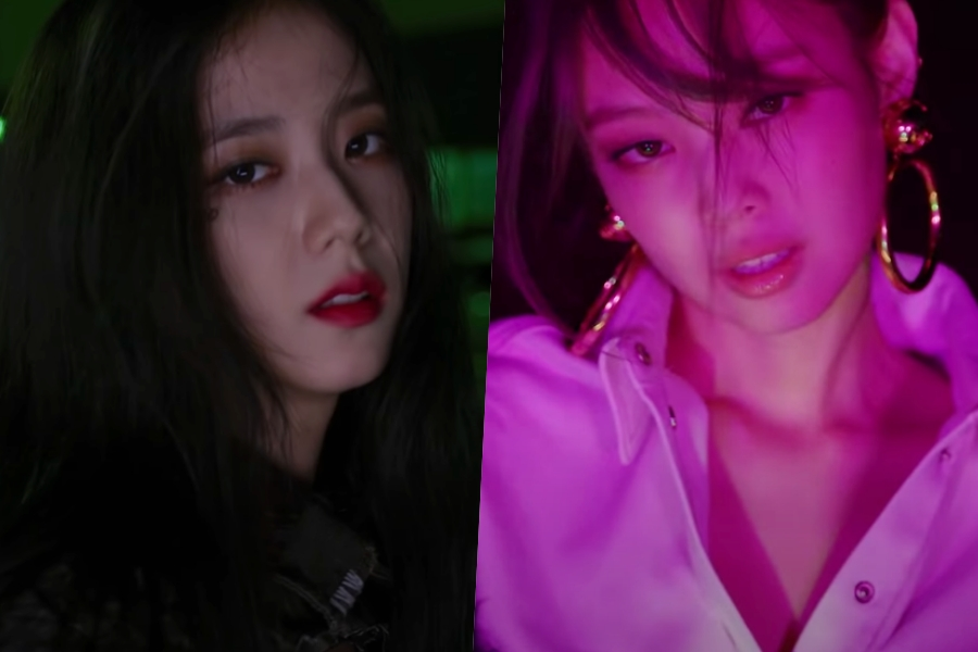 "WATCH: #BLACKPINK Unveils #Jisoo's And #Jennie's ""THE ALBUM"" Concept Teaser Videos https://t.co/rgyJUQxwZ7 https://t.co/tl1MZaELi3"