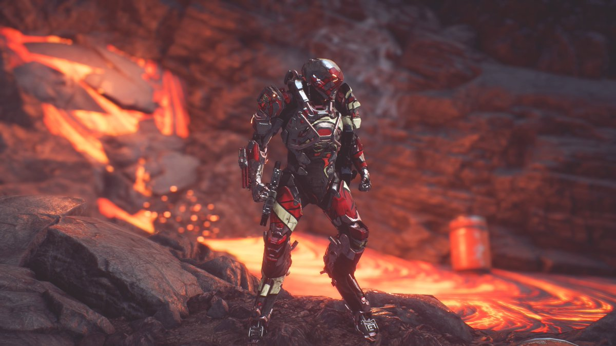 Fire... #Anthem #BioWare @EA #Shooter #SciFi #OpenWorld #RPG #Javelin #Freelancer #VirtualPhotography #PS4share #PS4 https://t.co/YIdDN4LlDb
