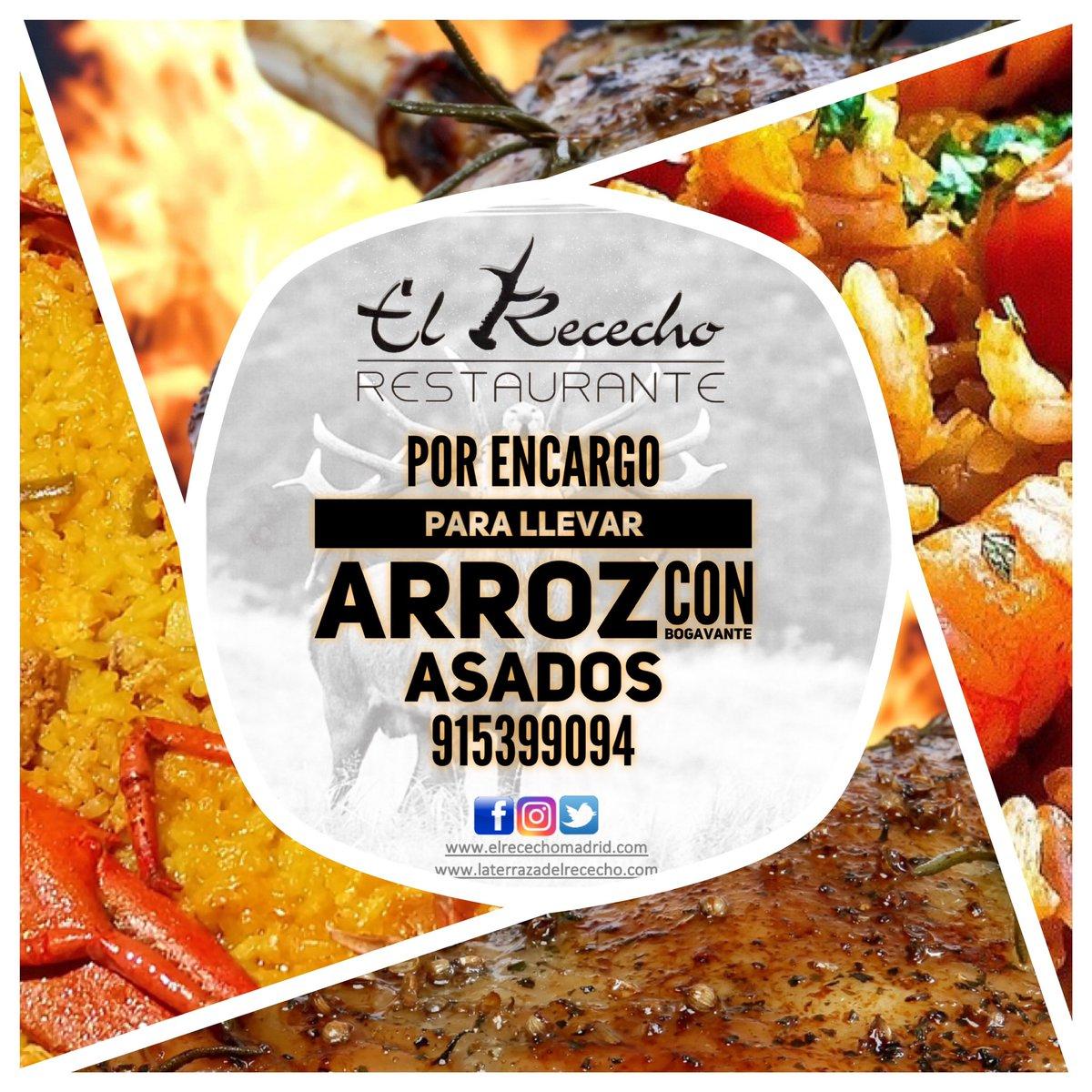 https://t.co/glZkCNOy0A Tel. 915 399 094 / 669 648 769  #alcorcon #elrececho #restaurantes #asados #porencargo #quecomerhoy #arrozconbogavante #parallevar https://t.co/zVdp5O2a2B