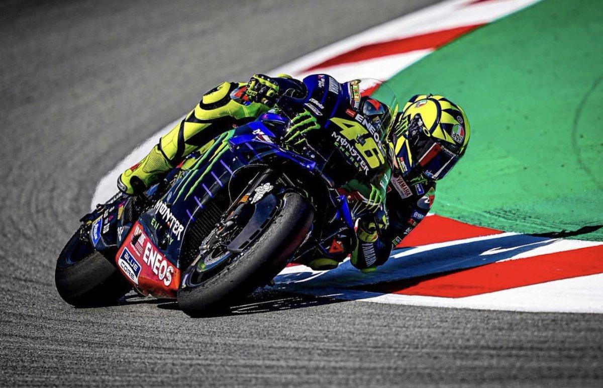 Valentino Rossi On Twitter Circuit De Catalunya Barcelona Spain Saturday Official Practice Falex79 Jesusrobledo