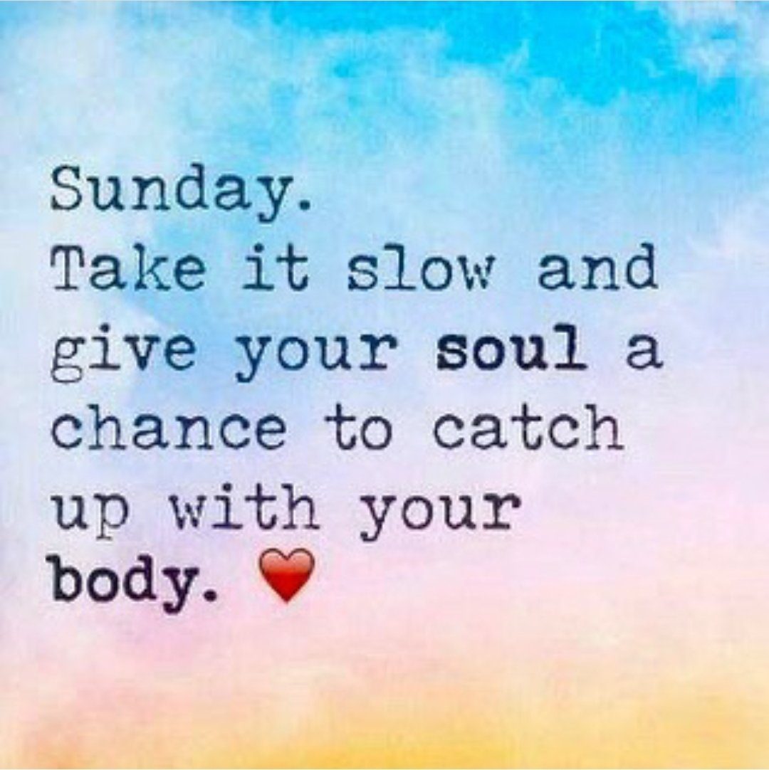 #SundayMorning #SundayThoughts  #selfcare #Sunday #taketime #takeamoment #recharge your #body & #mind https://t.co/vI8wB7WDYK