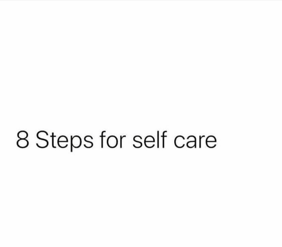 #SelfCare   This is for everyone..   a thread...   cr ig https://t.co/vNgmDWu4AY