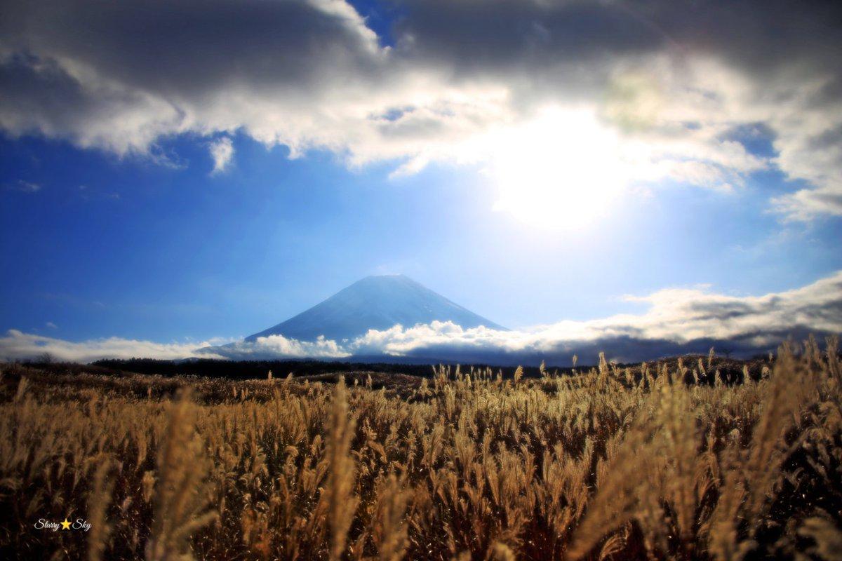 【秋の富士山とススキ】 @Instagram 更新(^^)/  https://t.co/mHGchylTZi  #Canon #EOS6D #富士山 #MtFUJI #ススキ #秋 #芸術の秋 #Japan #キリトリセカイ #写真 #写真好きな人と繋がりたい #photo #photography #スナップ写真 #풍경 #景观 #nature #NaturePhotography #ファインダー越しの私の世界 https://t.co/sZ5sjJgikn