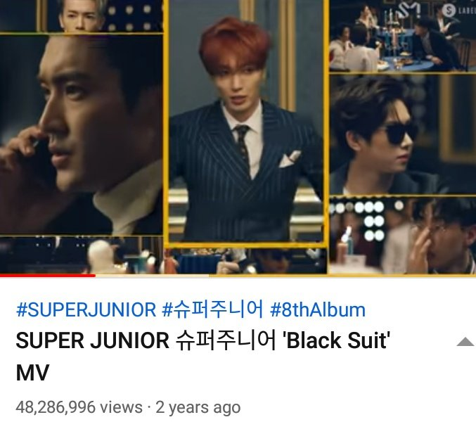 After One More Time, I tried to see their VC on YouTube and Black Suit becomes my favorite song.  #Blacksuit  #SUPERJUNIOR #SIWON #Donghae #EUNHYUK #KYUHYUN #RYEOWOOK #Leeteuk #Heechul #yesung #shindong   https://t.co/wyWmkbj7pV https://t.co/hH37x5jbjN