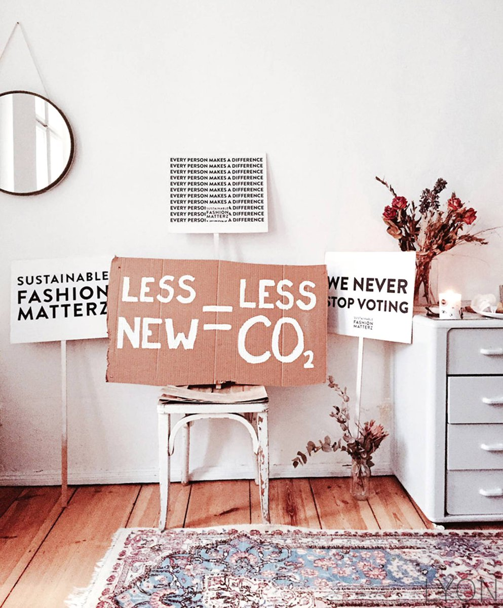 """Purposeless walks in malls have long ago become a bad habit of our generation. And it's sometimes very difficult to pass by the showcases with the tempting word """"sale"""".    But we should learn to.  #sustainablefashion #buyless #slowfashion #ethicalfashion #ecofashion https://t.co/vO9Pd9EbdH"""
